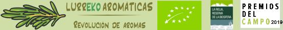 Lurreko Aromáticas Logo